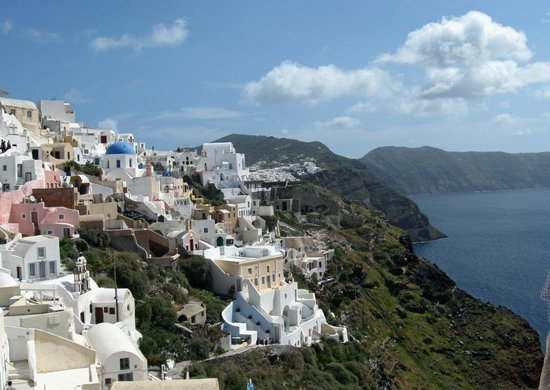 Ия (Ойя), Греция: Bella Oia
