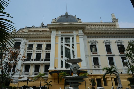 Hanoi Opera House: The Opera