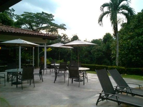 Albrook Inn: pool