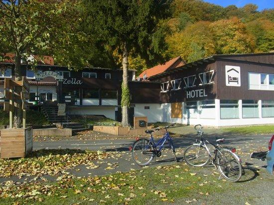 Hotel Spiegelburg: Ruhe pur