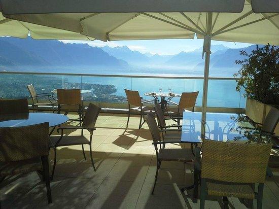 Le Mirador Resort & Spa: Dining