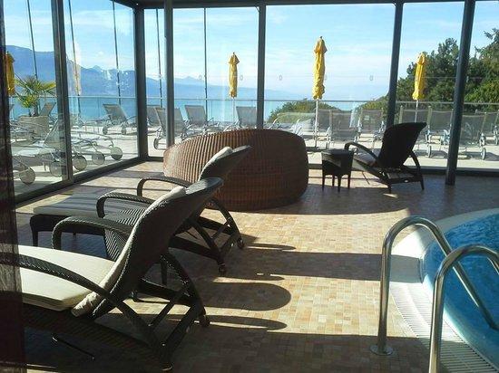 Le Mirador Resort & Spa: SPA