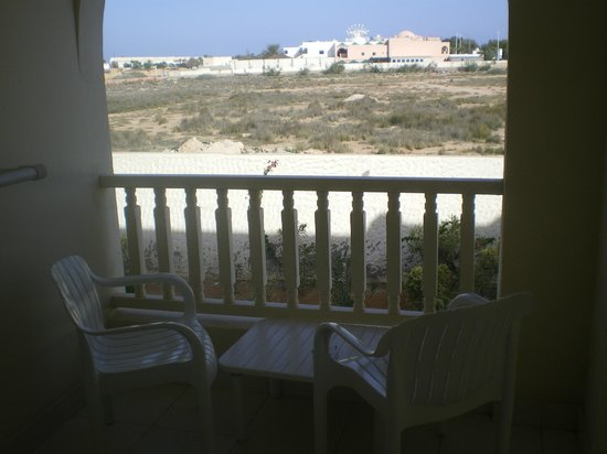 Djerba Golf Resort & Spa : balcon