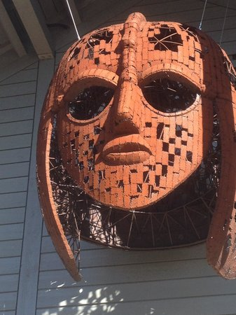 Sutton Hoo: The mask