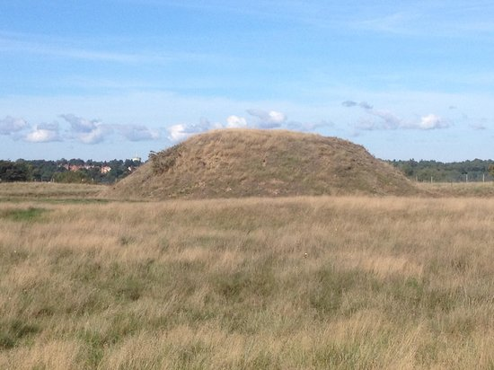 Sutton Hoo: Mound 2nd ship