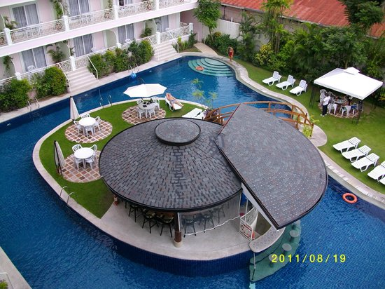Wild Orchid Resort: プール