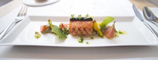 Restaurant La Table D 39 Eug Ne Dans Paris Avec Cuisine Fran Aise