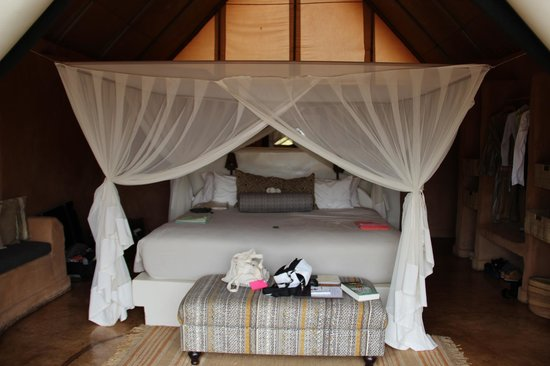 Garonga Safari Camp: Lux Bedroom