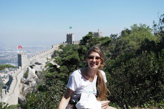 Castle of the Moors: Castelo dos Mouros, em Sintra