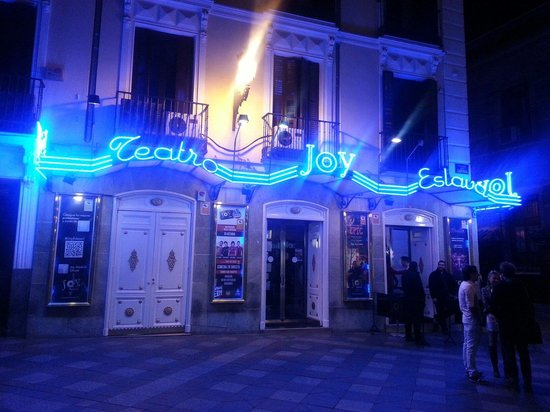 Club Joy Eslava: Esterno