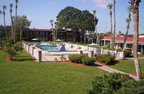 Motel 6 Spring Hill Weeki Wachee: What a gem!