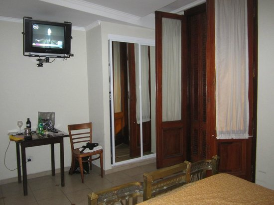 Hotel Parada: Номер-люкс