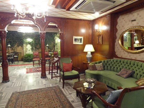 Hotel Niles Istanbul : Interior