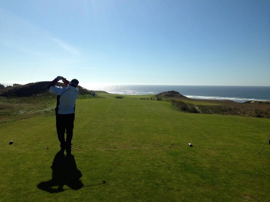 Bandon Dunes Golf Resort : First Time Playing Golf Along The Pacific Ocean