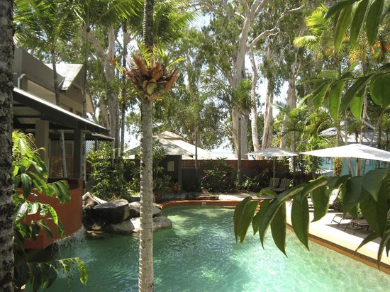 Paradise On The Beach Resort Palm Cove: Vue
