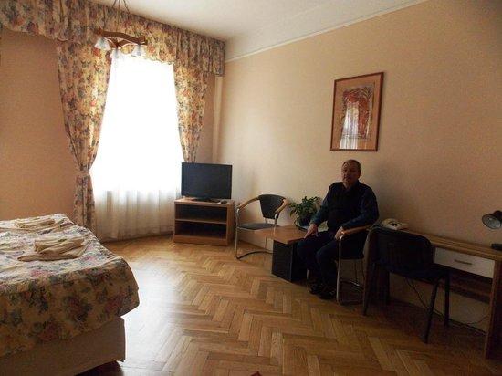Aparthotel Lublanka : Наш номер