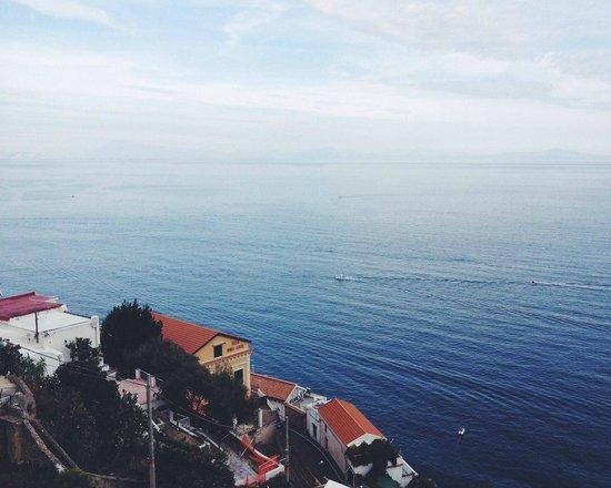 La Casetta Fra I Limoni: Sea view