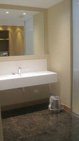 Catania International Airport Hotel : bathroom section 2