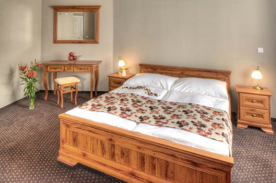 Palac U Kocku: Double room