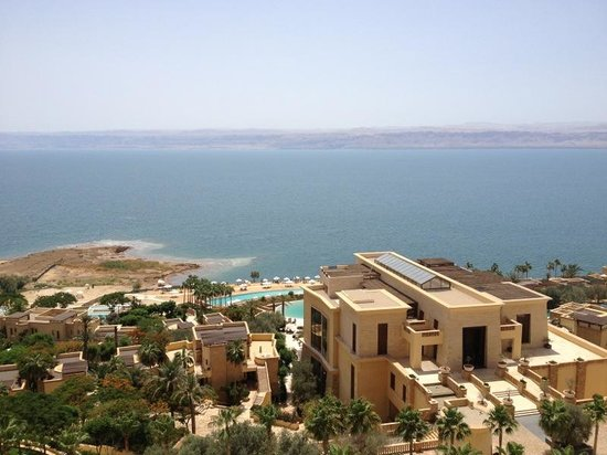 Kempinski Hotel Ishtar Dead Sea: room view