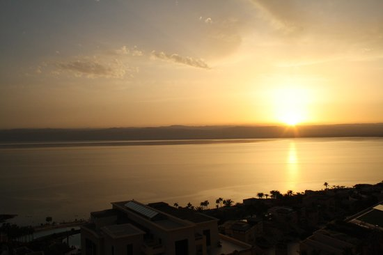 Kempinski Hotel Ishtar Dead Sea: room view