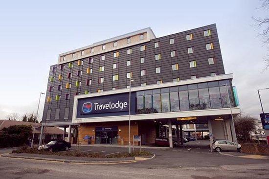 Hounslow, UK: Hotel exterior