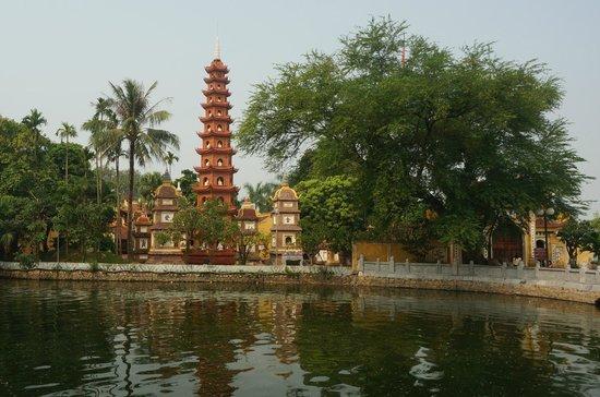 Chua Tran Quoc : Pagoda