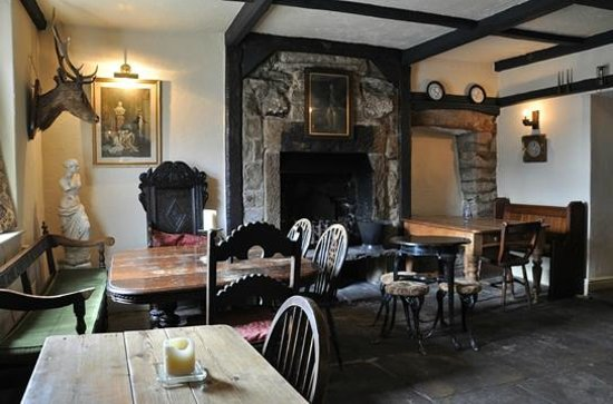 Open Fireplace - The Staffordshire knot Inn