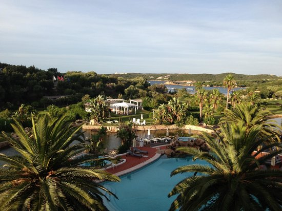 Hotel Le Palme : View from my room