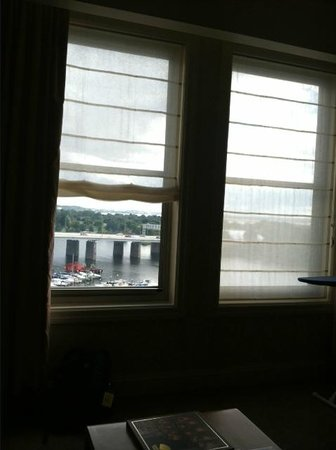 Mandarin Oriental, Washington DC : View