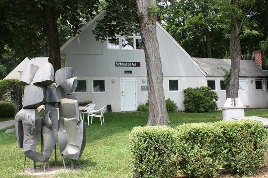 Silvermine Arts Center