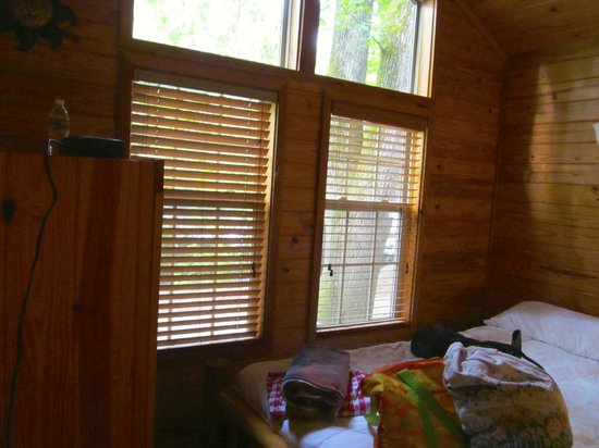 Townsend / Great Smokies KOA: Bedroom #2