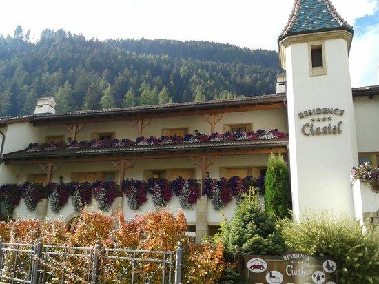 Residence Ciastel : i balconi