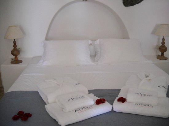 Atrina Canava 1894: Most comfy bed