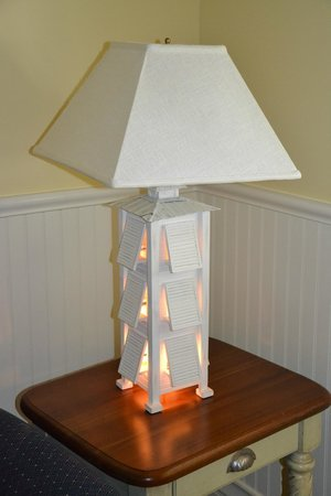 Avila Lighthouse Suites : Lamp