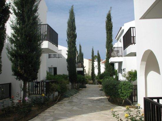 Akti Beach Village Resort: домики