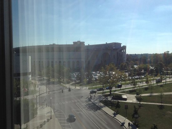The Blackwell: View of The Shoe from room - 5th floor