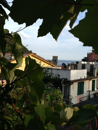 Albergo Marina : View from the rooftop