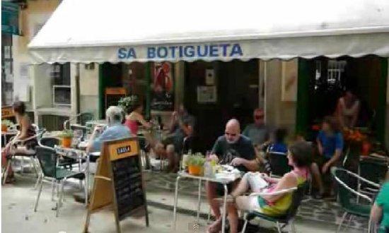 Terraza Bar Sa Butigueta