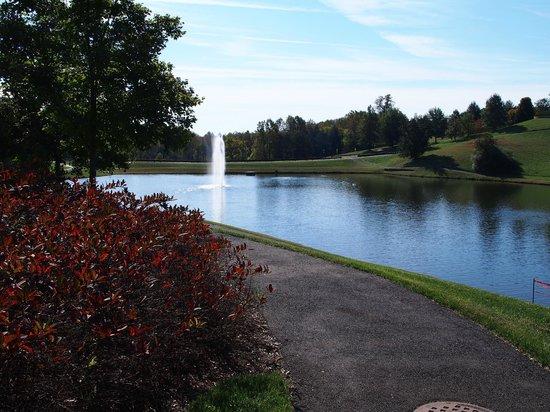 Hilton Garden Inn Charlottesville: Hotel Grounds