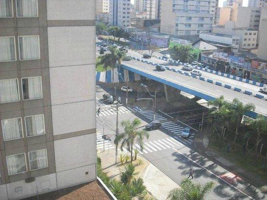 Ibis Campinas : Visão do alto do Hotel