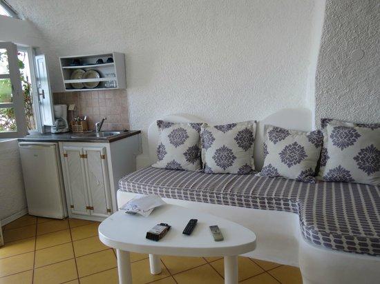 Hotel Sunny Villas: chambre