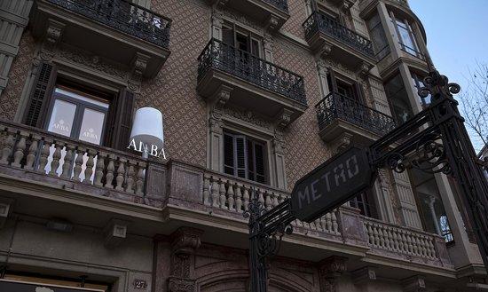 ANBA Bed&Breakfast Deluxe: Hotel Exterior