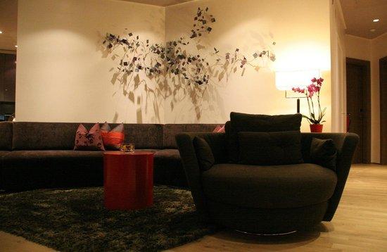 ANBA Bed&Breakfast Deluxe: Lobby