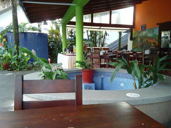 San Bosco Inn: Buen servicio