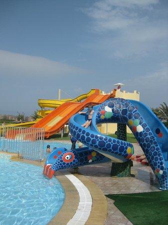 Le Soleil Bella Vista Hotel: детская зона