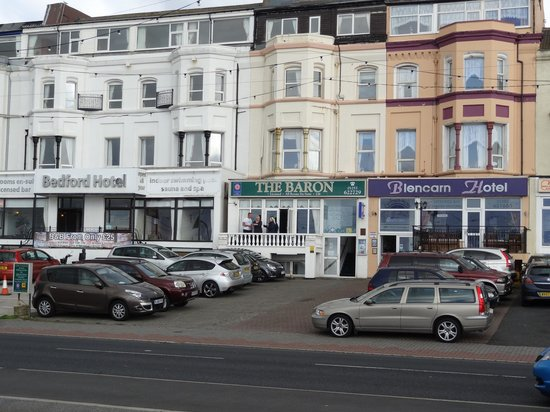 The Baron: The place to stay in Blackpool