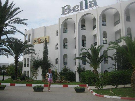 Le Soleil Bella Vista Hotel: вид отедля