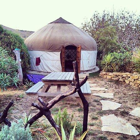 Siroco Yurts Tarifa