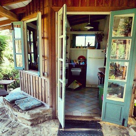 Kitchen Yurts Tarifa